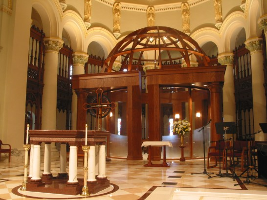 Custom Millwork at Sisters of St. Benedict thumbnail