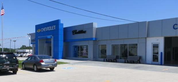Uebelhor & Son's Chevrolet – Cadillac « Jasper Lumber Online
